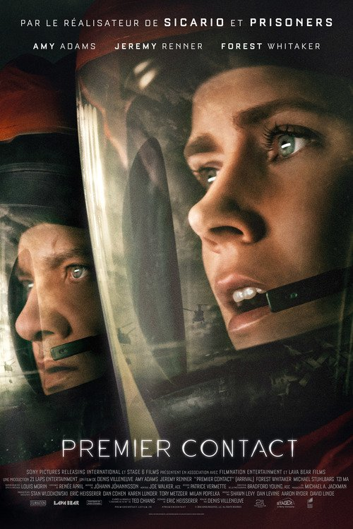 Premier Contact (Arrival) FRENCH DVDRIP 2017