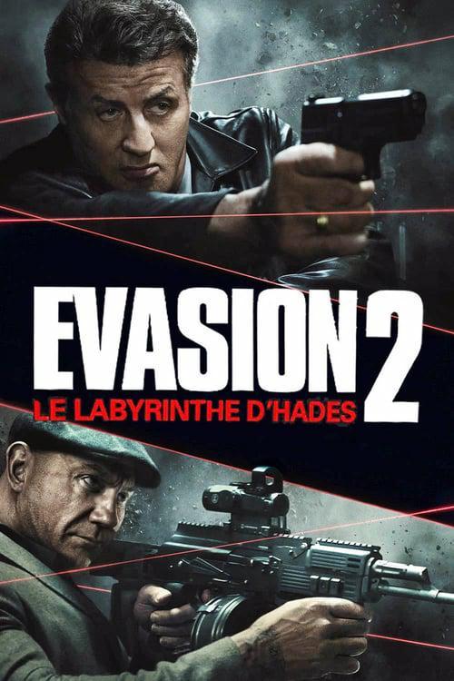 Evasion 2 FRENCH BluRay 720p 2018