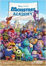 Monstres Academy (Monsters University) FRENCH DVDRIP 2013