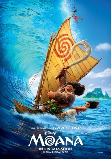 Vaiana, la légende du bout du monde FRENCH BluRay 720p 2016