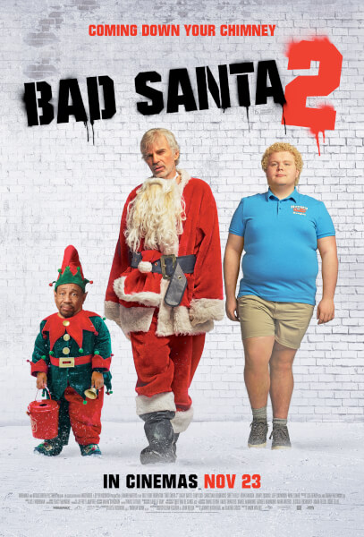 Bad Santa 2 FRENCH DVDRIP 2017