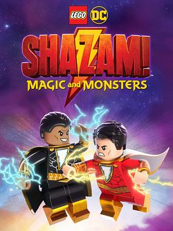 LEGO DC: Shazam - Magic and Monsters FRENCH WEBRIP 1080p 2020