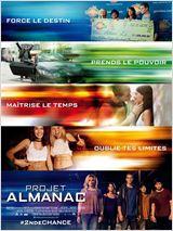 Projet Almanac FRENCH DVDRIP x264 2015
