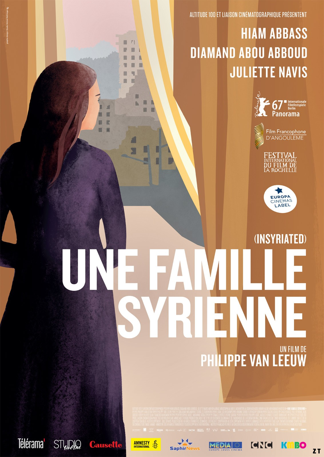 Une famille syrienne VOSTFR DVDRIP 2017