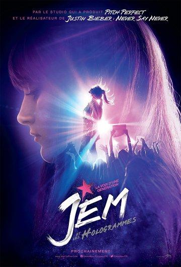Jem et les Hologrammes FRENCH DVDRIP 2016