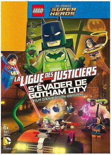 La Ligue des Justiciers - S'évader de Gotham City FRENCH DVDRIP 2016