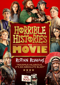Horrible Histories : The Movie FRENCH BluRay 720p 2020