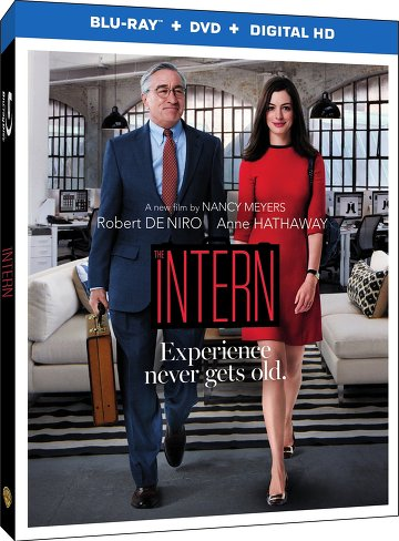 Le Nouveau stagiaire (The Intern) FRENCH BluRay 1080p 2015