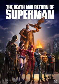 The Death and Return of Superman FRENCH BluRay 720p 2019