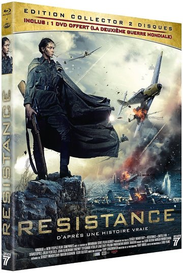 Résistance FRENCH BluRay 1080p 2016