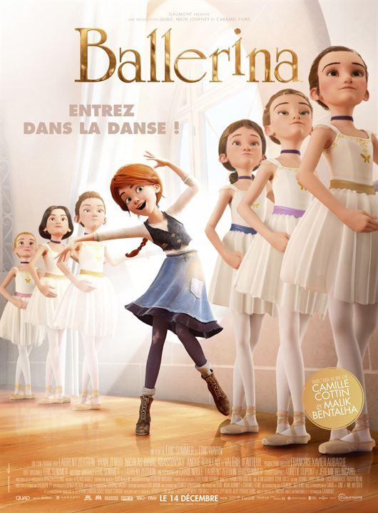 Ballerina FRENCH DVDRIP 2017