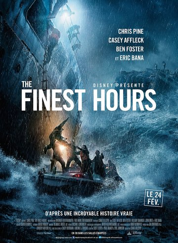 The Finest Hours VOSTFR DVDSCR 2016