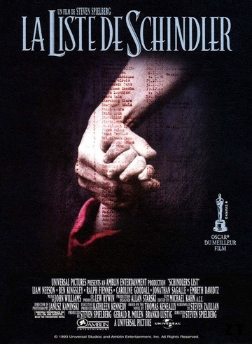 La Liste de Schindler FRENCH HDLight 1080p 1993