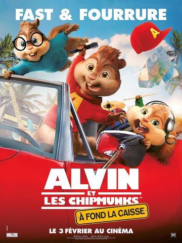 Alvin et les Chipmunks - A fond la caisse FRENCH DVDRIP 2016