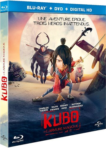 Kubo et l'armure magique FRENCH BluRay 720p 2016