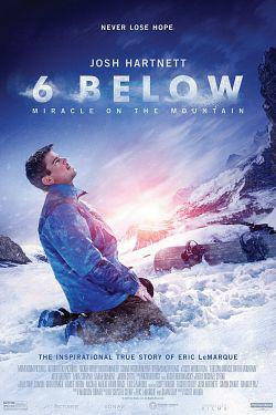 6 Below: Miracle On The Mountain TRUEFRENCH HDRiP 2018