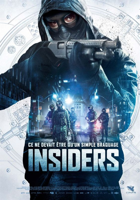 Insiders FRENCH DVDRIP 2017
