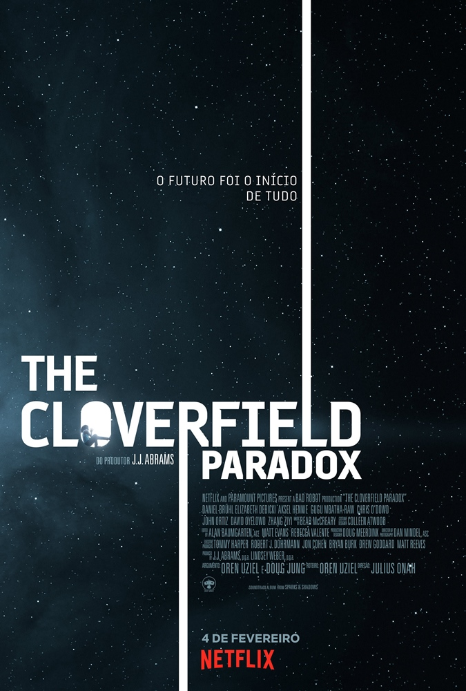 Cloverfield Paradox FRENCH WEBRIP 2018
