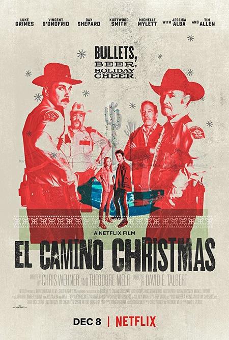 El Camino Christmas FRENCH WEBRIP 2017
