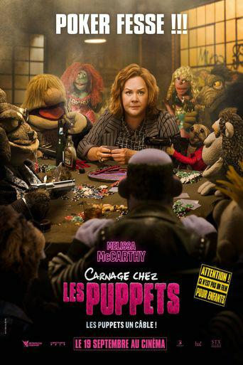 Carnage chez les Puppets FRENCH DVDRIP 2018