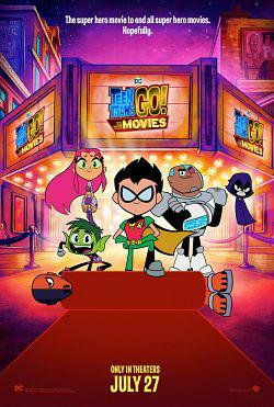 Teen Titans GO! To The Movies FRENCH DVDRIP 2018