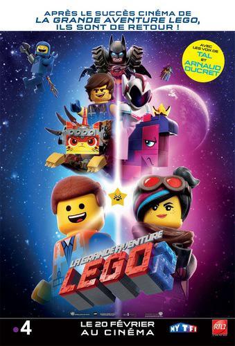 La Grande Aventure Lego 2 TRUEFRENCH DVDSCR 2019