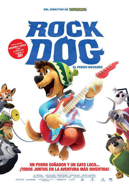 Rock Dog FRENCH DVDRIP 2017