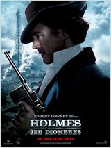 Sherlock Holmes 2 : Jeu d'ombres FRENCH DVDRIP 2011