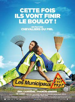 Les Municipaux, trop c'est trop ! FRENCH WEBRIP 2020
