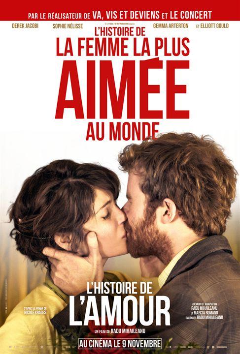 L'Histoire de l'Amour FRENCH WEBRIP 2017