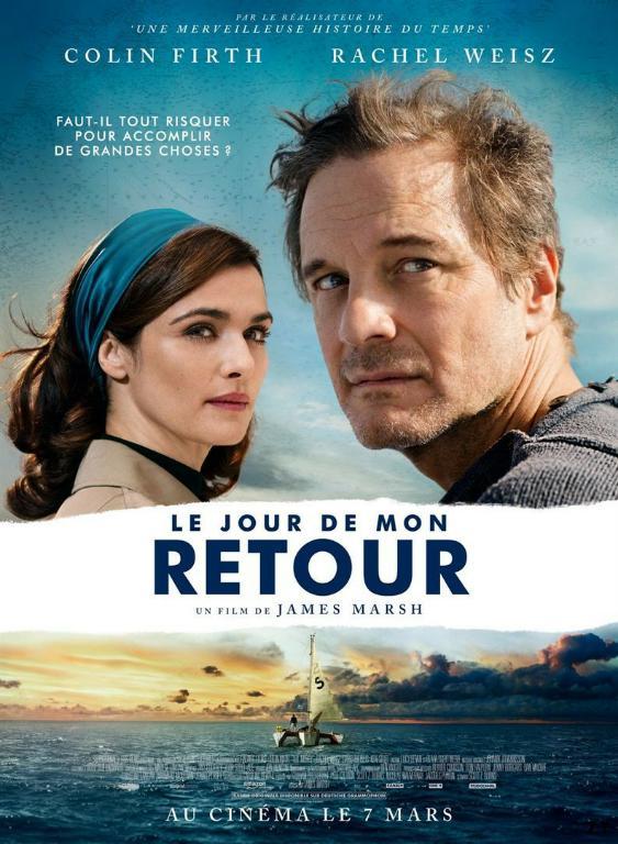 Le Jour de mon retour FRENCH BluRay 1080p 2018