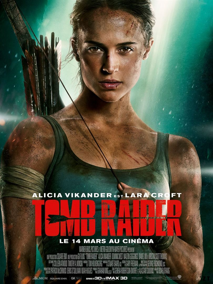 Tomb Raider FRENCH DVDSCR 1080p 2018