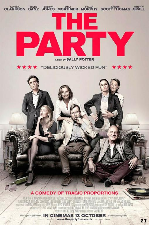 The Party TRUEFRENCH DVDRiP 2018