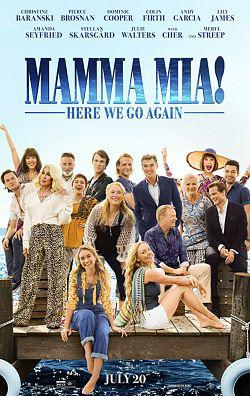 Mamma Mia! Here We Go Again FRENCH WEBRIP 2018