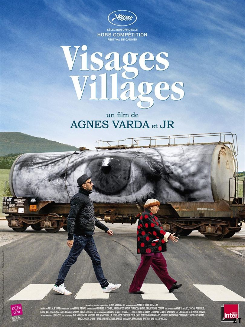 Visages Villages FRENCH BluRay 1080p 2018