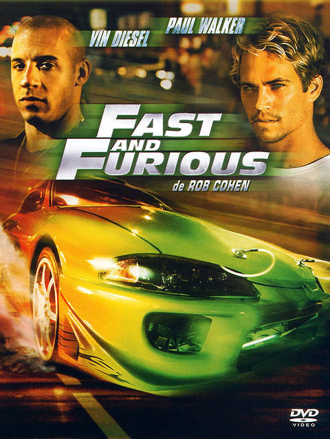 Fast and Furious (Octalogie) FRENCH HDlight 2001-2017
