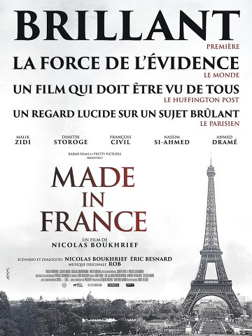 Made in France FRENCH BluRay 720p 2016