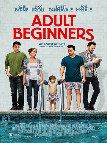Adult Beginners FRENCH DVDRIP 2015