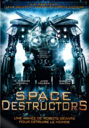 Space Destructors (The Day The Earth Stopped) FRENCH DVDRIP 2012