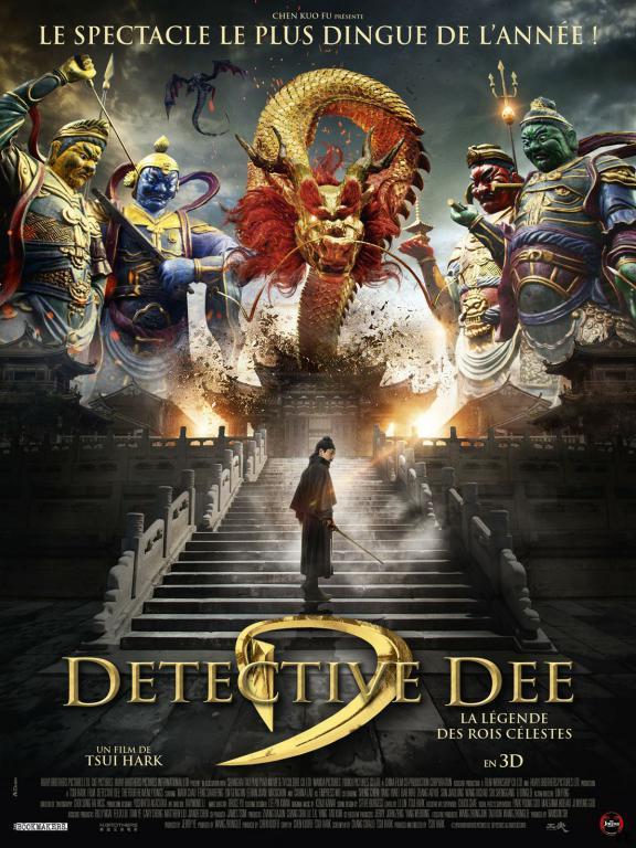 Détective Dee : La légende des Rois Célestes FRENCH DVDRiP 2018