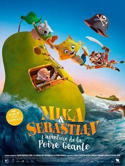 Mika & Sebastian : l'aventure de la Poire Géante TRUEFRENCH WEBRIP 1080p 2019