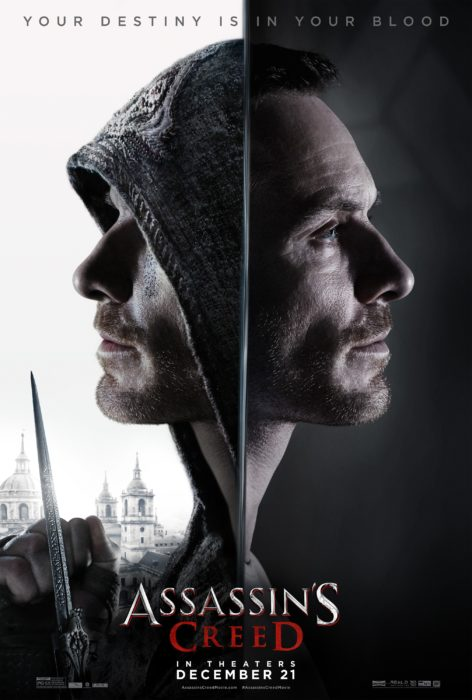 Assassin's Creed FRENCH BluRay 720p 2017