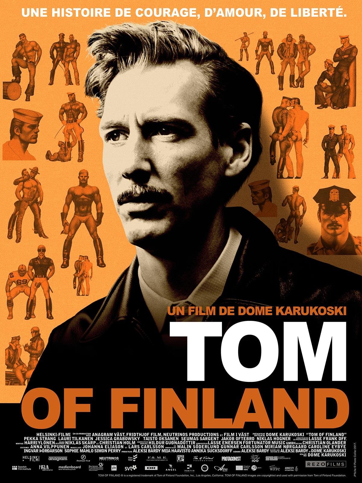 Tom Of Finland VOSTFR DVDRIP 2018