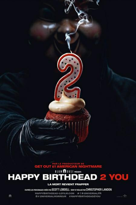 Happy Birthdead 2 You FRENCH BluRay 720p 2019