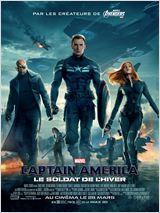 Captain America, le soldat de l'hiver VOSTFR DVDRIP 2014