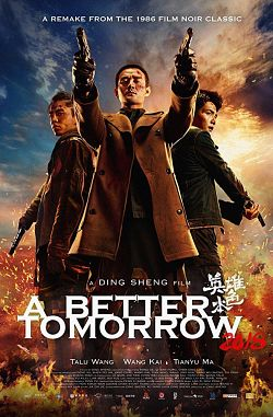 A Better Tomorrow FRENCH BluRay 1080p 2019