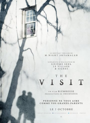 The Visit FRENCH DVDRIP 2015