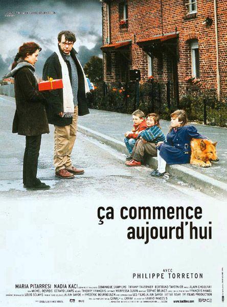 Ça commence aujourd'hui FRENCH DVDRiP 1999