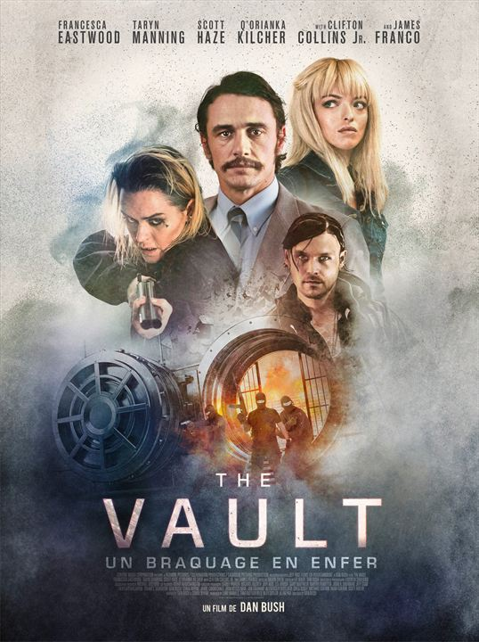 The Vault FRENCH DVDRIP 2018