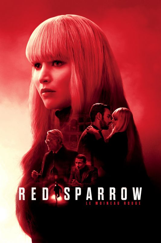 Red Sparrow TRUEFRENCH HDLight 1080p 2018